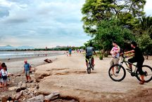Adventure Touring Bike Bali / Eco tour