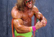 wrestlers / by John Massey