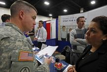 Veteran Opportunities / Employment related to veterans and disability