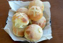 Pão de batata macio