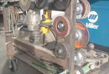 Welding Tables, Jigs & metalwork projects