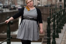 Plus size clothing ideas/sewing ideas / by M. H.