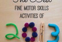 Fine Motor Activities / by Heather Huff