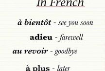 :) ME +FRENCH = HAPPINESS :)