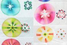 Dyeing & Shibori / Ideas to stir the creative juices...