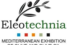 eleotechnia expo / 7th Eleotechnia 2015, Mediterranean exhibition of Olive & Olive Oil in Athens-Greece. Exhibitors showcase their latest olive oil standardization equipment, oil processing, bottling and packaging machinery as well as new olive oil products. The event aim is to exhibit the most innovative developments in the olive oil industry. Greece (the third largest olive oil producing country in the world) hosts this exhibition. WWW.ELEOTECHNIA.COM