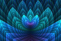 fractal art / by Roxxanha G.