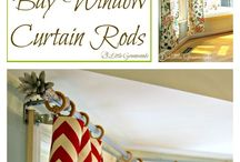 WINDOW TREATMENTS / WINDOW TREATMENTS / by Kay Coon