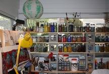Studios - art & craft spaces
