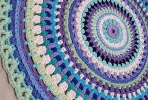 Mandala szőnyeg