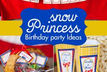 Princess Birthday Party   Ideas, Decorations and Inspiration