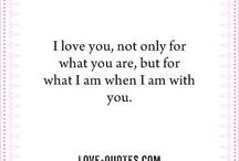 Love Quotes / by Shalana Johnson