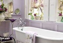 Lavender Bathroom Inspiration