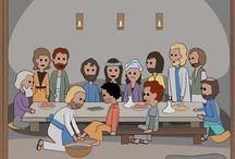 My Bible Story cartoons / Bible story cartoons for children