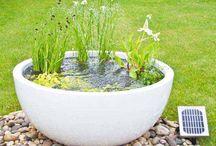 trädgård - vatten