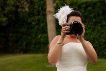 fotos de boda en la posta real / Fotografias de la boda en la posta real de Cris y Jose