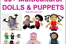Multicultural Toys