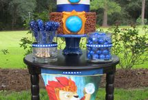 Lego Chima party ideas