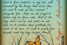 Praying This...