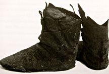 XIII secolo - Scarpe