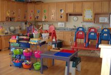 Daycare Ideas / by Tiffany Rupe