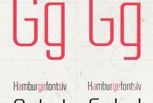 Typography / by Mostafa Gaafar