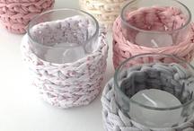 Crochet - Trapillo