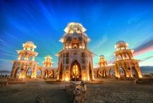 Burning Man / by : barbarella :