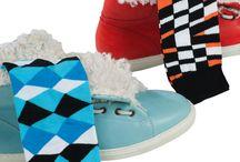Funky Via Calzabigi Socks / Colorful, Vibrant, Unconventional but yet dapper. Via Calzabigi funky socks collection!