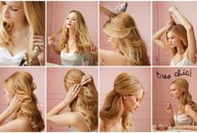 Hair and Beauty / by Sharon Aitken