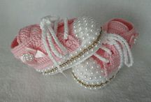 Shoes Crochet Baby