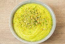 brokkoli og potetmos