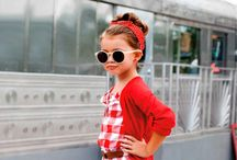kids sunnies / by Carey Whitfeld