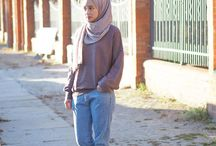 Hijab OOTD Casual