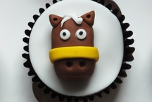 Horse themed confectionary