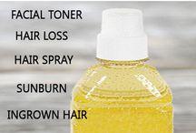 Apple cider vinegar beauty tips