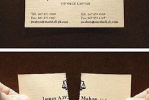 Brilliant business cards
