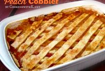 Cobblers and pies