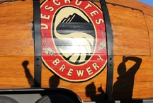 Deschutes Brewery Woody / Deschutes Brewery's good-times-on-wheels mobile bar pouring damn tasty beer for thirsty individuals at an event near you.