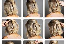 Vlasy vizáž