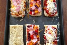 Pizza Pizza! / by April Smith