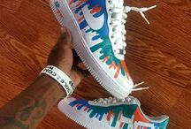 Custome SHOES