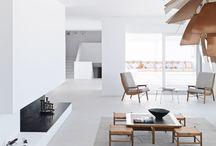 Danish design interior