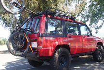 Trooper, Jackaroo, Bighorn, Caribe 442, Monterey, SLX, Spacecab, Double cab, Amigo, Midi, D-max / Isuzu cars 2WD 4WD 4x4