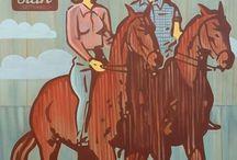 Paintings / The latest & greatest from Robert Tatum, artiste