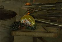 Glassmaking tools| YourMurano / How do the glassmakers work to create the best pieces for you? Let's see which are our tipical instruments to blow and cut your Murano glass! #blownglass#YOurMurano#thehardwork http://bit.ly/2dxtrbF