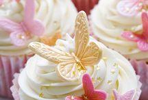 dessert&Wedding Cake&muffine