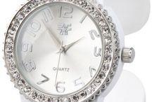 Watches - Wrist Watches / by Noshua Garnjost