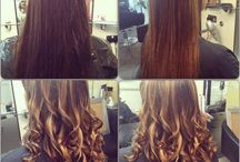 micro weft hair extensions / Micro Weft Hair extensions By Amy and Laura