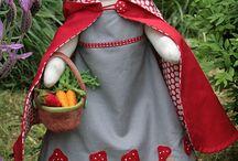 Bizarre Dolls, Softies, Fun Stuff / by Jane Lawson